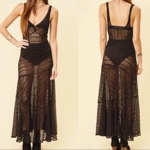 *NWT FREE PEOPLE INTIMATELY LOVE STORY DRESS S*
